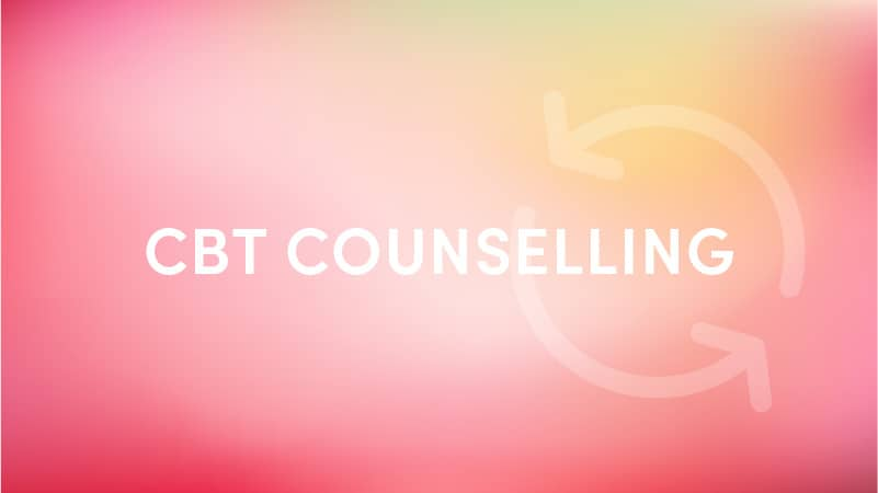 cbt counselling Key for Change services
